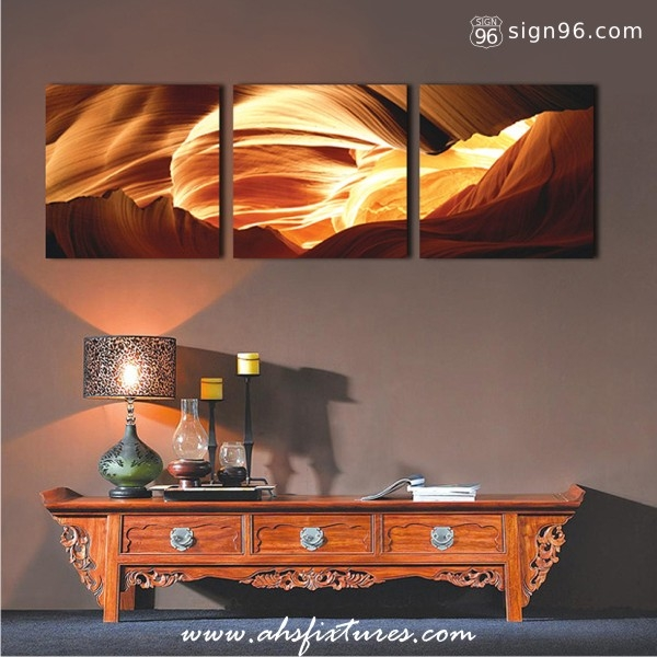 Modern Abstract Art Photography Frameless Digital Paintings