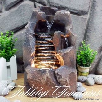Feng Shui Tabletop Fountains & Destop Water Features